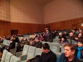 Протокол  собрания граждан сельского поселения Кушнаренковский сельсовет .